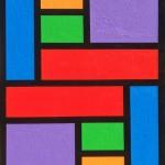 Modern Rainbow III