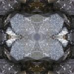 Mirrored Rocks 4